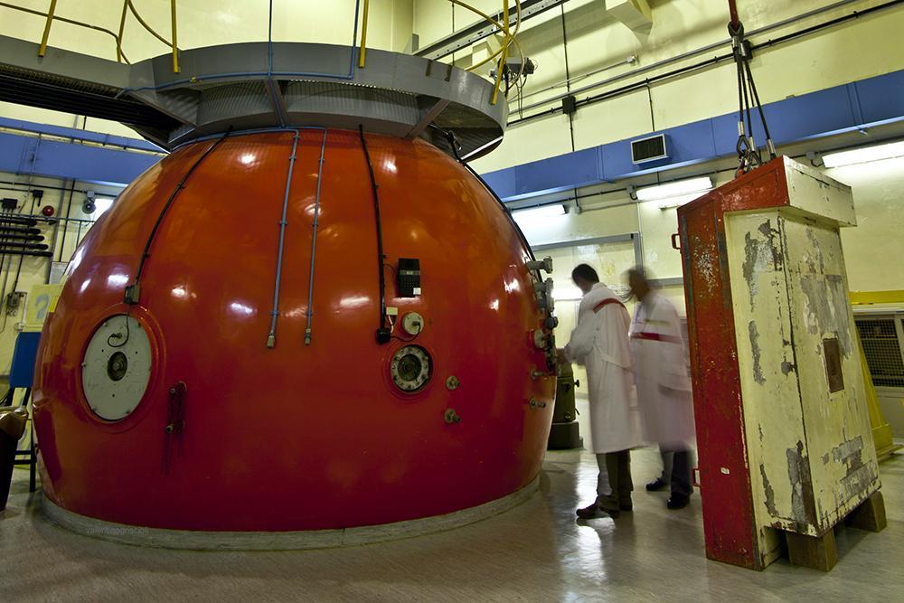 Reattore Tapiro